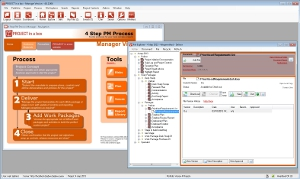 project management software, project management methods