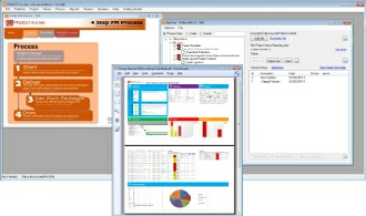 PRINCE2 software, personal edition; project management software