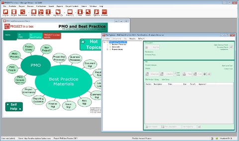 PMO Best Practice; Prince2 software; project management software