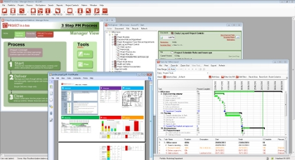 project reporting; cost effective project management; prince2 software
