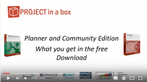 free PM Software - download it here, project management software videos