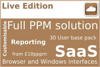 SaaS Project management software