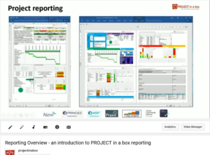 project reporting; prince2 software; ppm reporting